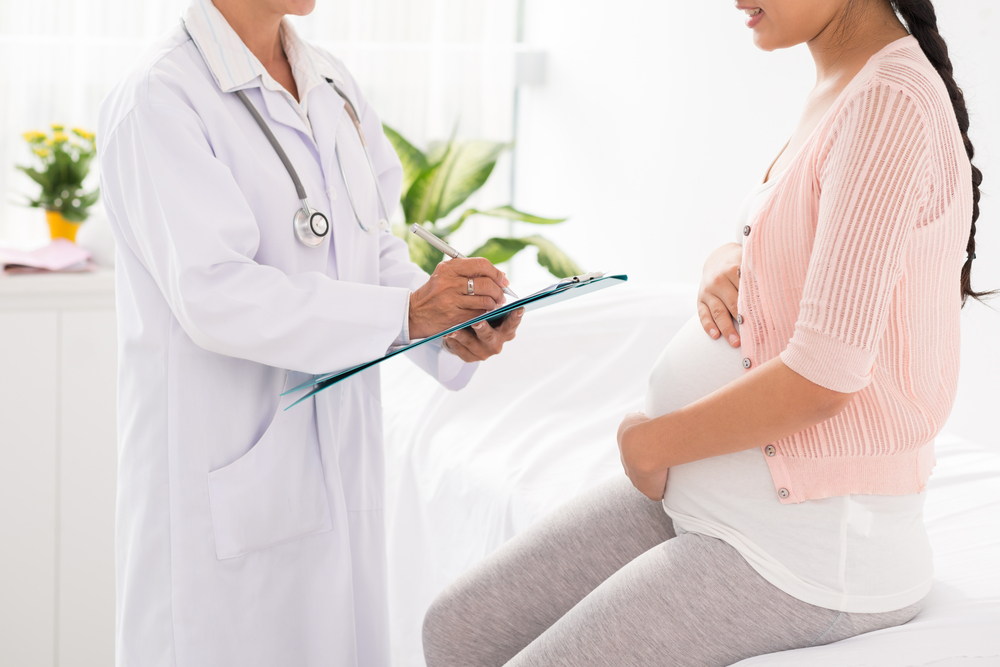 HIGH-RISK PRENATAL CARE , high risk pregnancy